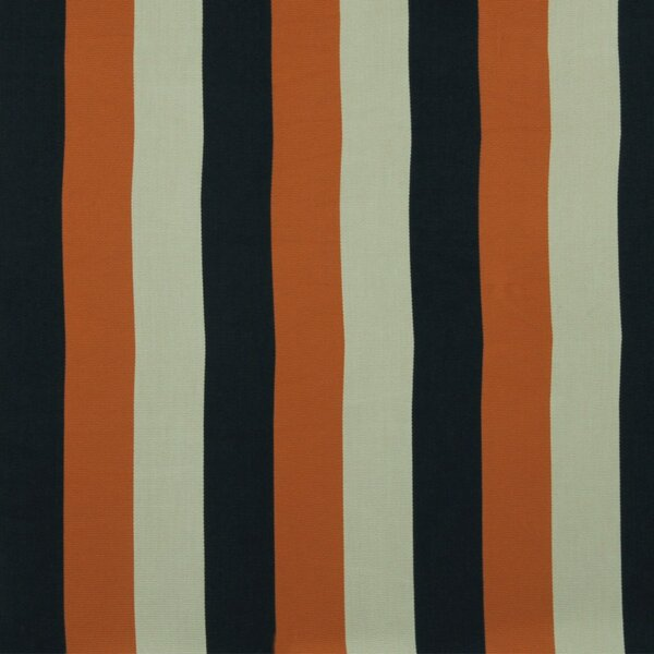 DwellStudio Lazy Cabana Fabric - Tangerine