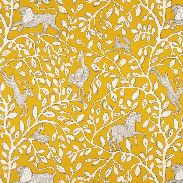 DwellStudio Pantheon Fabric - Dandelion