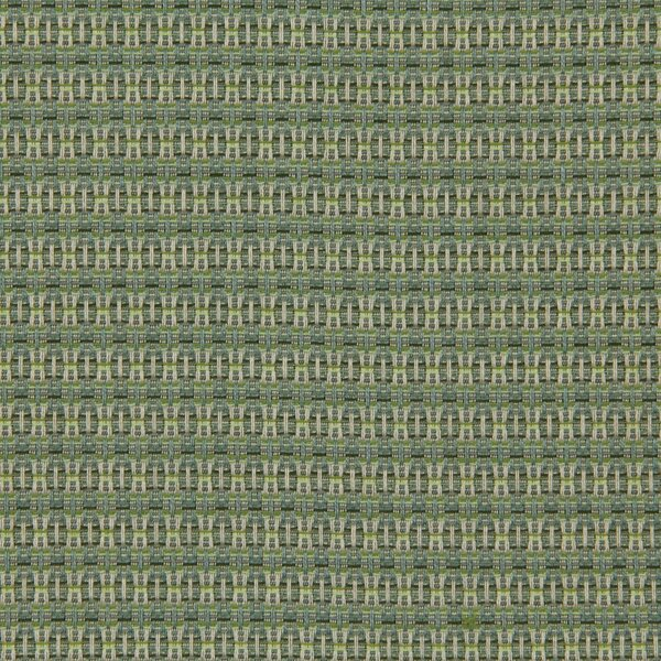 DwellStudio Locking Dots Fabric - Lime