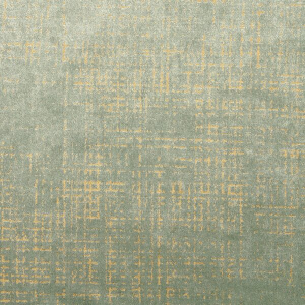DwellStudio Etched Velvet Fabric - Aquatint