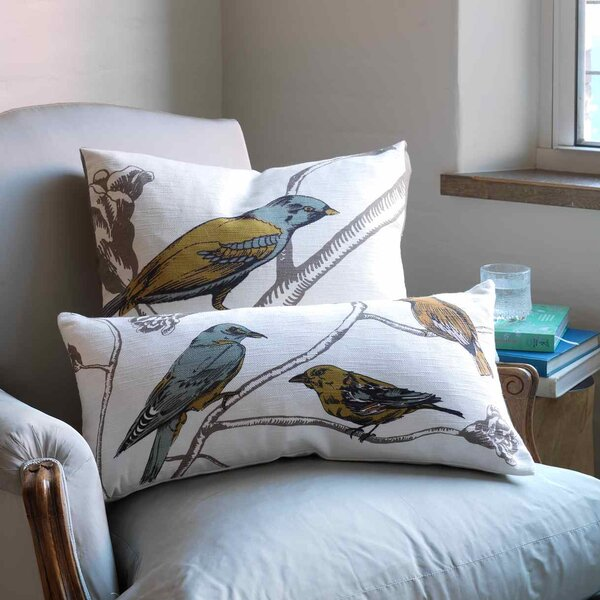 DwellStudio Chinoiserie Long Pillow