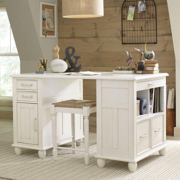 birch lane muriel craft desk birch lane. Black Bedroom Furniture Sets. Home Design Ideas