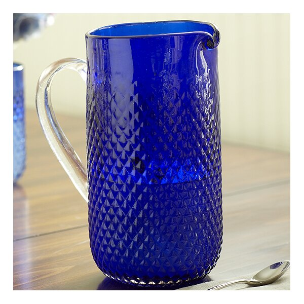 Birch Lane Hobnail Pitcher