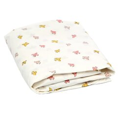 <strong>DwellStudio</strong> Swallow Fitted Crib Sheet