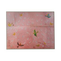 <strong>DwellStudio</strong> Paule Marrot Feathers Artwork