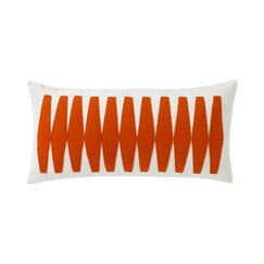 Otto Tangerine Pillow Cover