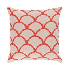 <strong>DwellStudio</strong> Scala Persimmon Pillow