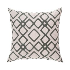 Kyoto Trellis Moss Pillow