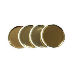 <strong>Marais Tidbit Plates (Set of 4)</strong>