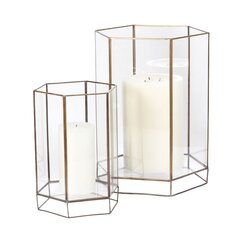 <strong>DwellStudio</strong> Glass Oriel Hurricane