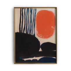 <strong>DwellStudio</strong> Abstract Sunrise Artwork