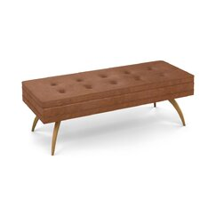 <strong></strong> Erickson Leather Bench