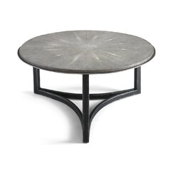 <strong></strong> Milo Shagreen Coffee Table