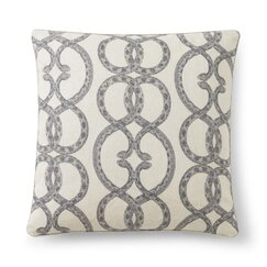 <strong>DwellStudio</strong> Snake Chain Dove Pillow Cover