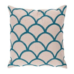<strong>DwellStudio</strong> Scala Aqua Pillow