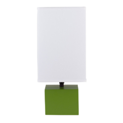 "Cadre 18"" H Table Lamp with Square Shade"
