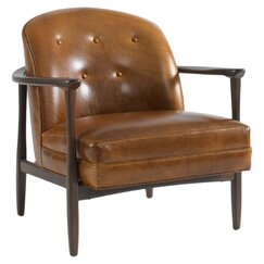 <strong>DwellStudio</strong> Olsen Leather Chair