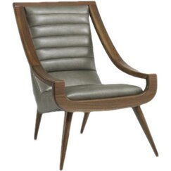 <strong></strong> Leland Leather Chair