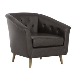 <strong>DwellStudio</strong> Turner Leather Chair