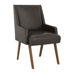 <strong></strong> Sven Leather Dining Chair