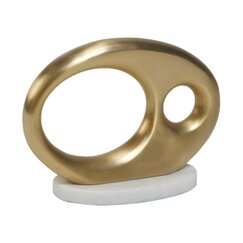 <strong>DwellStudio</strong> Oval Metal Objet