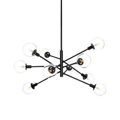 <strong>DwellStudio</strong> Orb 10 Light Pendant