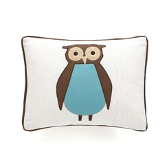<strong></strong> Owls Boudoir Pillow
