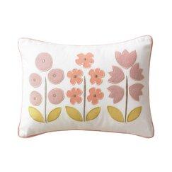 <strong>Rosette Boudoir Pillow</strong>