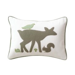<strong></strong> Woodland Tumble Boudoir Pillow