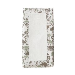 <strong></strong> Woodland Tumble Changing Pad Cover