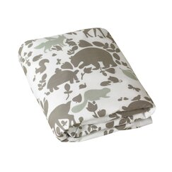 <strong></strong> Woodland Tumble Fitted Crib Sheet