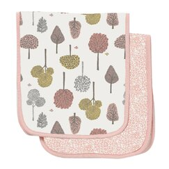 <strong></strong> Treetops Burp Cloth (Set of 2)