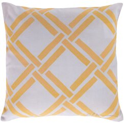 <strong>DwellStudio</strong> Gazebo Lemon Outdoor Pillow
