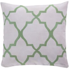 <strong></strong> Minaret Celery Outdoor Pillow