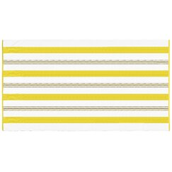 <strong></strong> Parasol Stripe Beach Towel