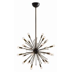 <strong>Stellare Indoor/Outdoor Chandelier</strong>