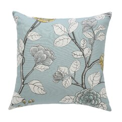 <strong></strong> Leda Peony Aquatint Pillow