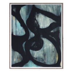 <strong>DwellStudio</strong> Kaiga Abstract Triptych II