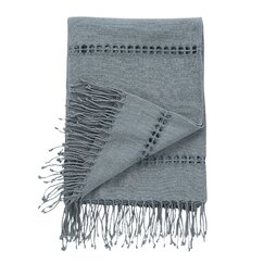 <strong></strong> Raw Silk Mist Throw