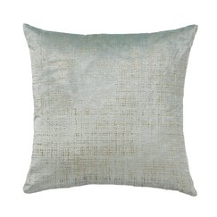 <strong>DwellStudio</strong> Etched Velvet Mist Pillow