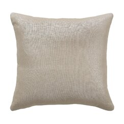 <strong>DwellStudio</strong> Regency Linen Zinc Pillow