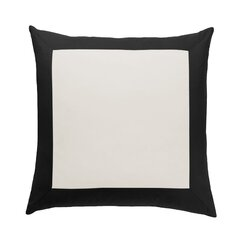 <strong>Modern Border Ink Euro Sham (Set of 2)</strong>