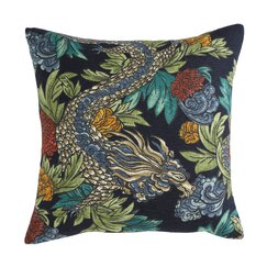 <strong>DwellStudio</strong> Ming Dragon Admiral Pillow