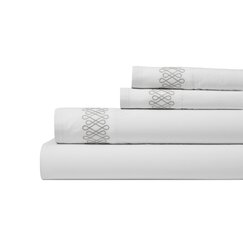 <strong></strong> Filigree Smoke Sheet Set
