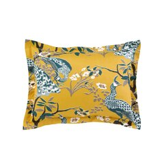 <strong>DwellStudio</strong> Peacock Citrine Sham (Set of 2)
