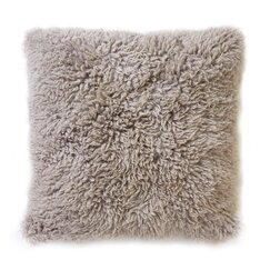 <strong>Sheepskin Longwool Curly Pillow</strong>