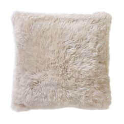 <strong></strong> Sheepskin Long Smooth Pillow