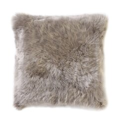 <strong>Sheepskin Long Smooth Pillow</strong>