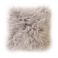 <strong>Tibetan Sheepskin Pillow</strong>