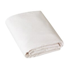 <strong>Pin Dot Petal Fitted Crib Sheet</strong>